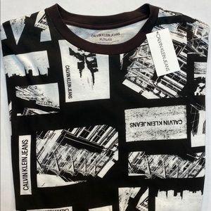 CALVIN KLEIN JEANS XL T Shirt